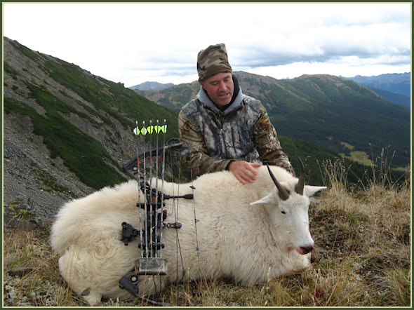 Goat Hunting in British Columbia